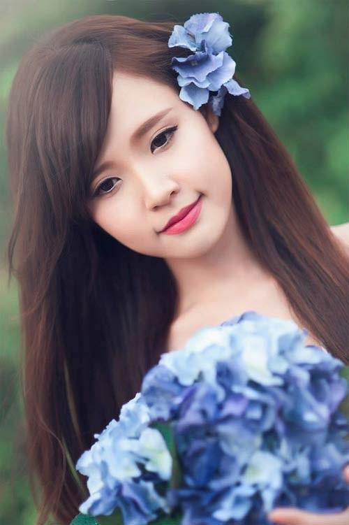 Midu được xem là một trong những hotgirl thời kỳ đầu đình đám và có được hình ảnh sạch nhất.