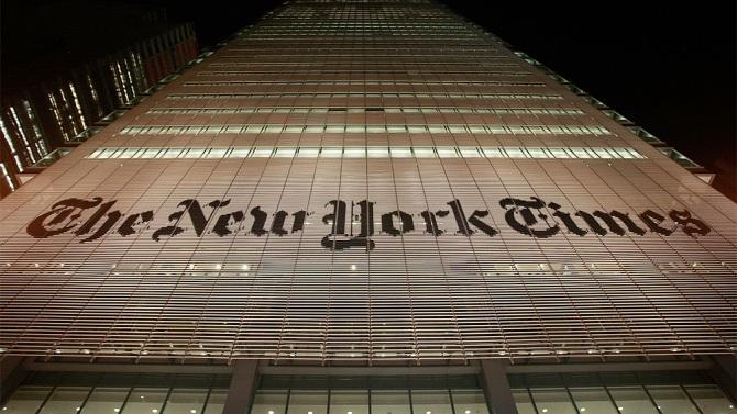 Tòa soạn Thời báo New York Times