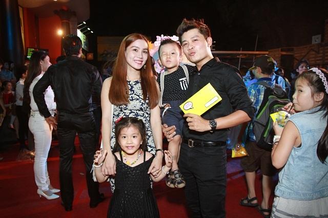 Nhạc sĩ Nguyễn Văn Chung và gia đình