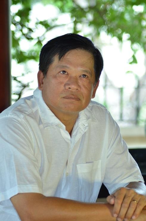 Ông Lê Kiên Thành (Ảnh: Phạm Nguyễn)