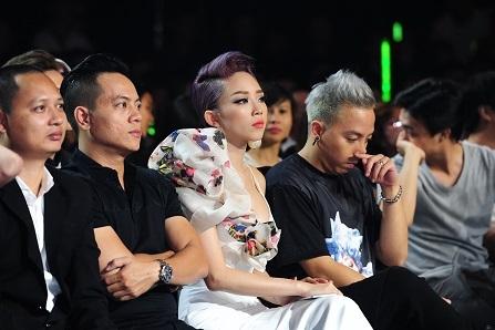 Những khoảnh khắc ấn tượng trong đêm trao giải The Remix 2015