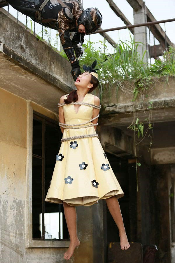 Cảnh quay ấn tượng để đời trong sự nghiệp điện ảnh của Thanh Hằng