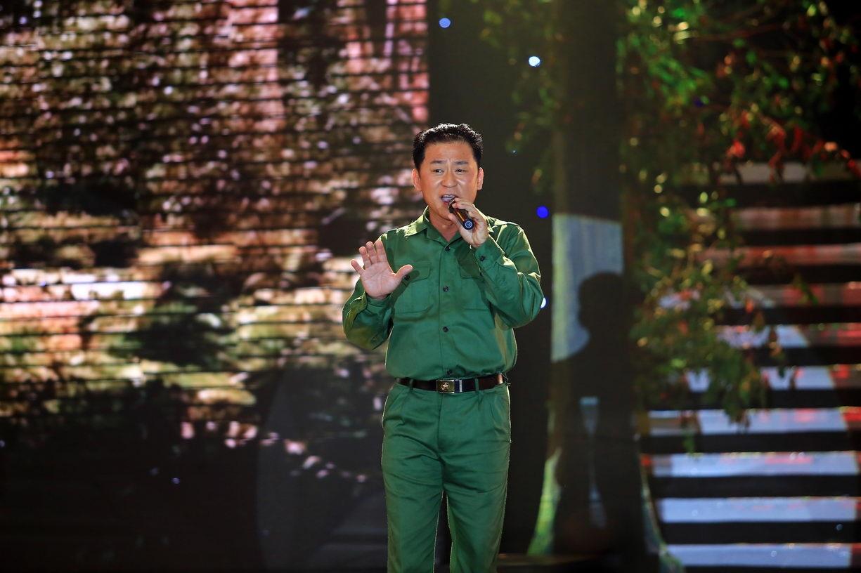Màn kết hợp của Thanh Thúy và NSƯT Tạ Minh Tâm trong ca khúc