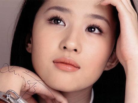 Top 10 người đẹp nóng bỏng nhất Trung Quốc