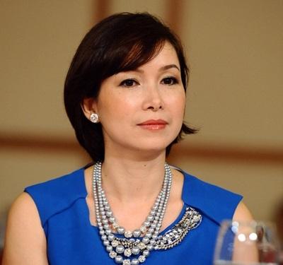 Bùi Bích Phương là Hoa hậu đầu tiên của Việt Nam.