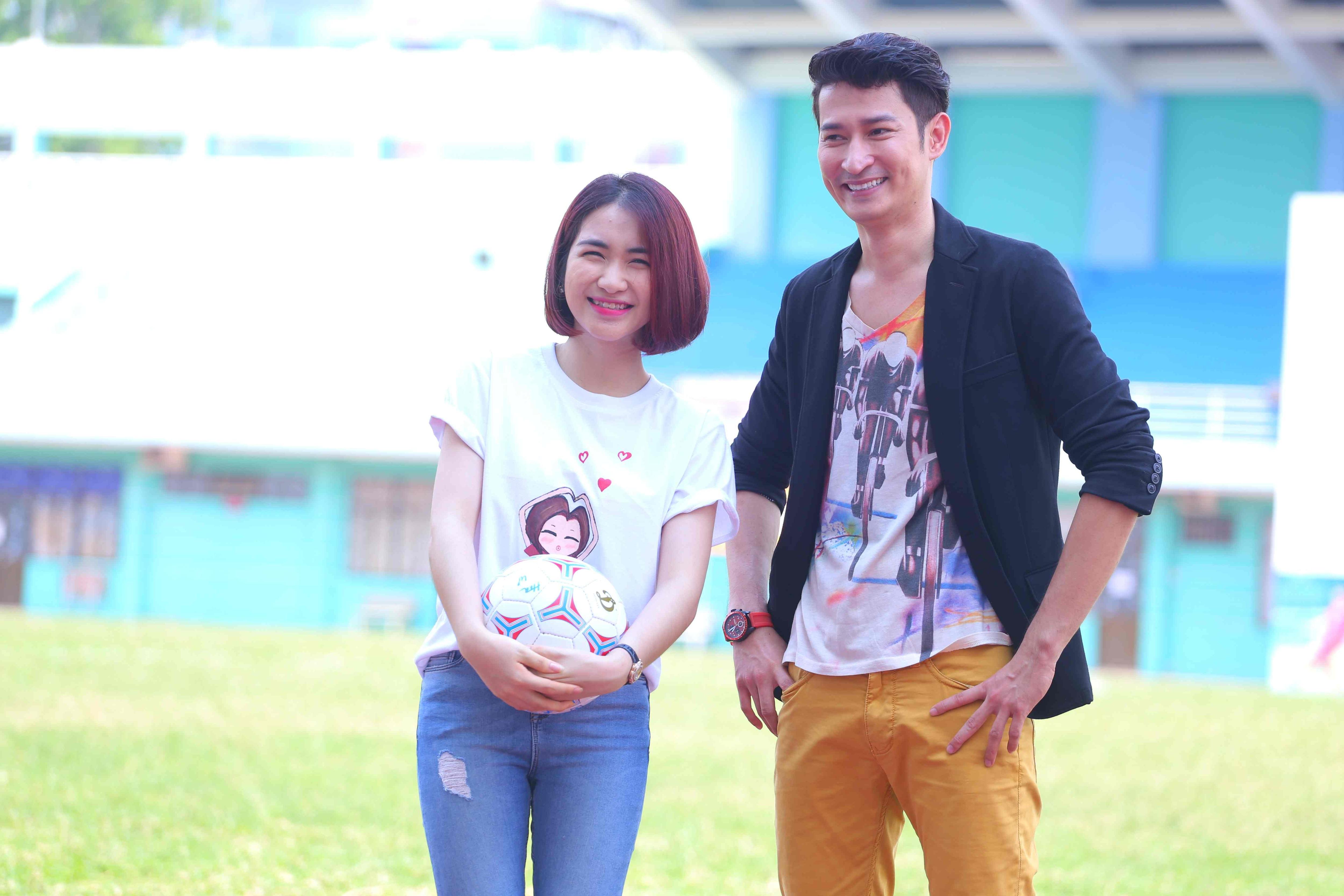 Huy Khánh đảm nhận vai trò mới trong chương trình bên cạnh Hòa Minzy