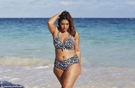 Mọi người phụ nữ đều không cần hối tiếc về thân hình của mình