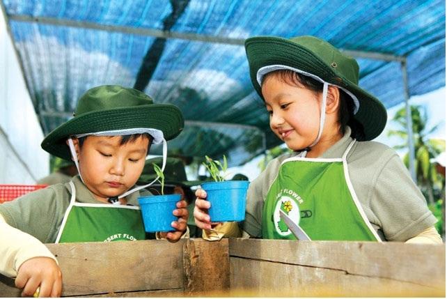 Sài Gòn cuối tuần… Những trải nghiệm hè thú vị cho các bé.