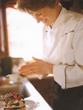 Carolyn Robb, đầu bếp phục vụ hoàng gia Anh hơn một thập kỷ.