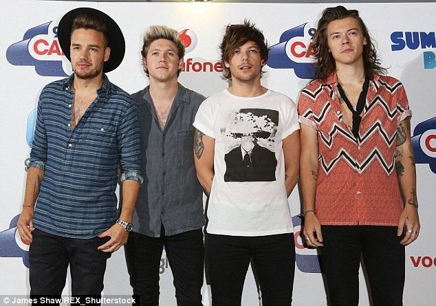 One Direction đứng trước tin đồn tan rã.