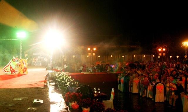 Đêm Dạ tiệc Hoàng cung Huế