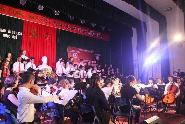 Dàn nhạc của Học viện Âm nhạc Phillips Exeter