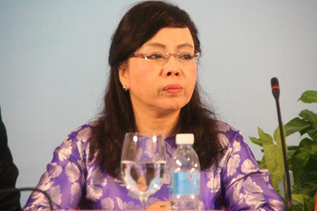 Bộ trưởng Nguyễn Thị Kim Tiến nhấn mạnh cần tăng cường y tế cơ sở tuyến xã-huyện