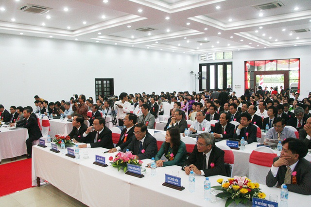 PGS.TS. Nguyễn Văn Toàn, GĐ Đại học Huế (