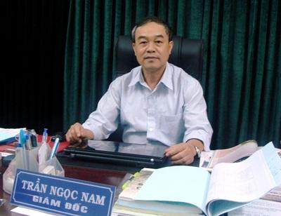 PGS.TS. Trần Ngọc Nam, Giám đốc Sở Khoa học và Công nghệ tỉnh Thừa Thiên Huế