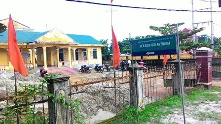 Có đến 2 cán bộ chủ chốt ở xã Phú Mỹ dùng bằng giả bị phát hiện