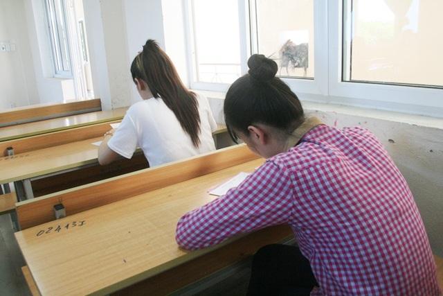 Những môn thi hiếm thí sinh tại kỳ thi THPT quốc gia tại cụm thi do ĐH Huế tổ chức
