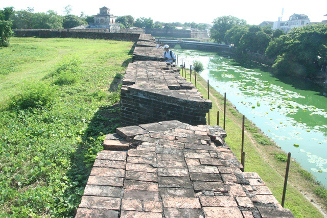 Pháo đài Nam Xương ở mặt nam Kinh thành Huế
