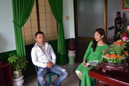 Tài xế Trang kể lại chuyện đỡ đẻ bất đắc dĩ