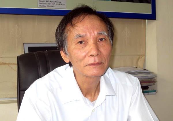 Ông Lê Ngọc Cường, Phó Chủ tịch thường trực Hội Nghệ sỹ múa Việt Nam. (Ảnh: TTVH)