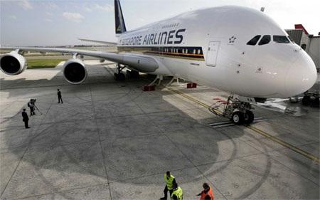 """""""Điểm danh"""" 10 hãng hàng không an toàn nhất thế giới"""