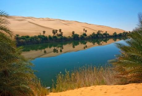 Ngoài ra còn có hai hồ đẹp hơn nhưng hiếm khi được du khách viếng thăm, đó là