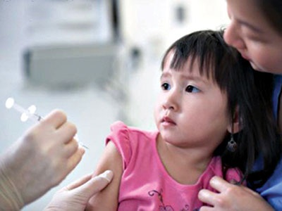 Đề nghị ưu tiên tiêm phòng rubella cho phụ nữ  - 1
