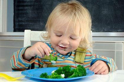 """Sợ thuốc trừ sâu, nhiều bà mẹ """"cai"""" rau xanh cho trẻ"""