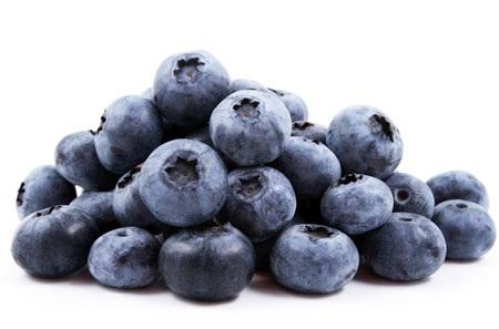 OTIV chứa Blueberry giúp thông mạch máu, bảo vệ hệ thần kinh và ngăn ngừa cơn đau đầu.