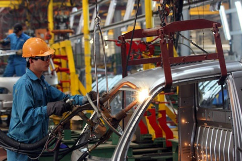 Vốnđầu tư của Nhật Bản vào Việt Namđang giảm mạnh hơn 65% trong năm 2014
