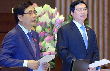 Kiến nghị đánh giá năng lực các Bộ trưởng bằng chỉ số MEI