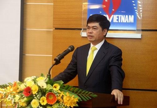 Ông Nguyễn Xuân Sơn (Ảnh