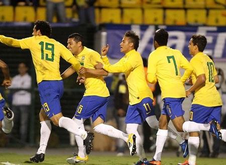 Brazil chốt quân số cho Copa America - 1