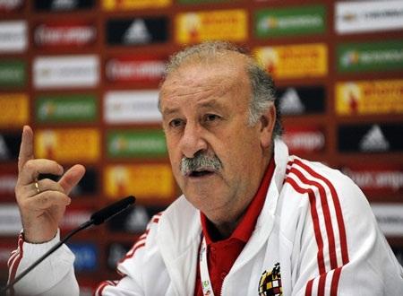 HLV Del Bosque đi vào lịch sử bóng đá TBN - 1
