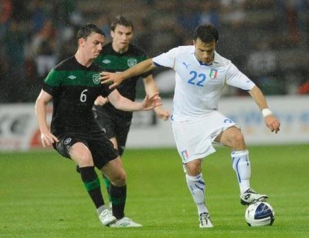 Italia bất ngờ thua bẽ mặt trước đội hình B của Ailen - 1