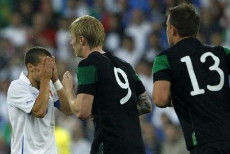 Italia bất ngờ thua bẽ mặt trước đội hình B của Ailen - 2