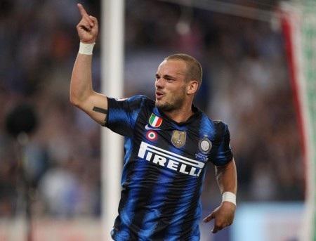 """Chủ tịch Moratti """"chơi khó"""" Chelsea vụ Sneijder - 1"""