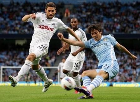 Swansea - Man City: Bảo toàn ngôi đầu