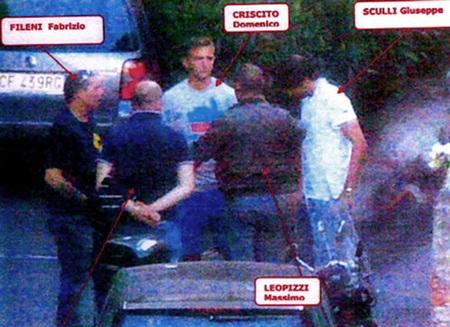 ĐT Italia mất quân vì bị nghi dính líu đến bán độ