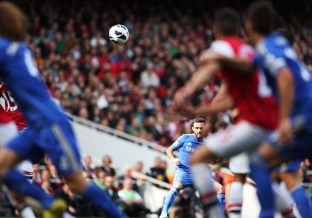 Juan Mata ấn định thắng lợi 2-1 cho Chelsea