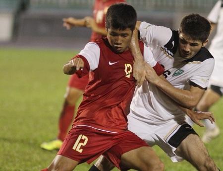 U19 Việt Nam đã chơi khá tệ hại tại giải lần này