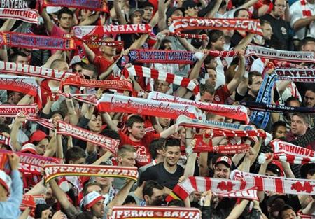 Thành công của bóng đá Đứcnhờ lượng lớn CĐV đến sân và tình hình tài chính ổn định
