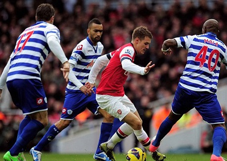 Arsenal đã thi đấu thực sự bế tắc trong suốt trận đấu