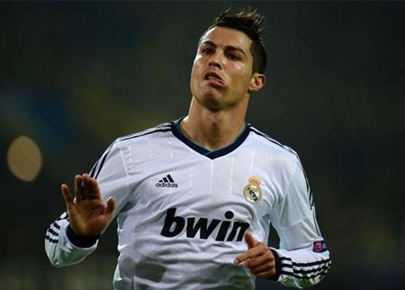 Nỗi thất vọng của C. Ronaldo