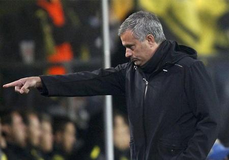 Mourinho đã có những sai lầm trong tính toán chiến thuật