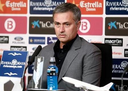 Mourinho đang là ứng cử viên sáng giá cho danh hiệu HLV xuất sắc nhất năm