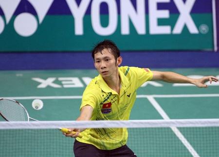 Tiến Minh khởi đầu thuận lợi tại giải Trung Quốc