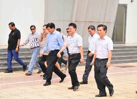 Phái đoàn OCA đánh giá cao quyết tâm và sự chuẩn bị của Việt Nam