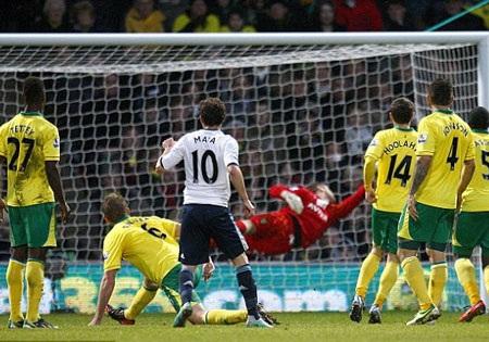 Pha ghi bàn thắng duy nhất trận đấu của Juan Mata