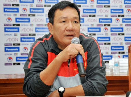 Ông Hoàng Văn Phúc đánh giá cao sự ổn định của tuyển Việt Nam